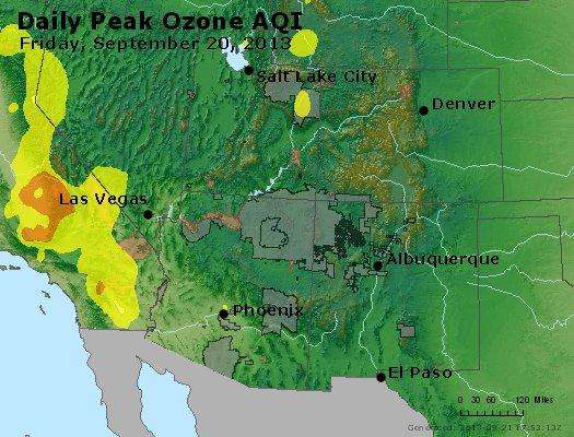 Peak Ozone (8-hour) - https://files.airnowtech.org/airnow/2013/20130920/peak_o3_co_ut_az_nm.jpg