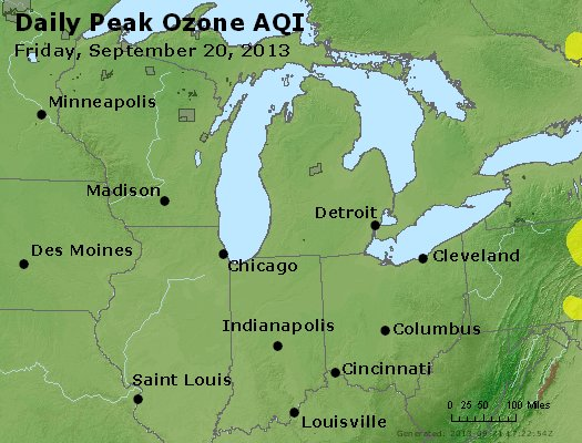 Peak Ozone (8-hour) - https://files.airnowtech.org/airnow/2013/20130920/peak_o3_mi_in_oh.jpg