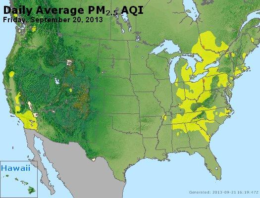 Peak Particles PM<sub>2.5</sub> (24-hour) - https://files.airnowtech.org/airnow/2013/20130920/peak_pm25_usa.jpg