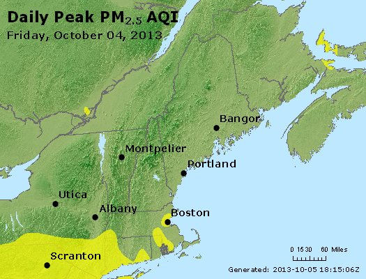 Peak Particles PM2.5 (24-hour) - https://files.airnowtech.org/airnow/2013/20131004/peak_pm25_vt_nh_ma_ct_ri_me.jpg