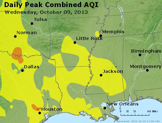 Peak AQI - https://files.airnowtech.org/airnow/2013/20131009/peak_aqi_ar_la_ms.jpg