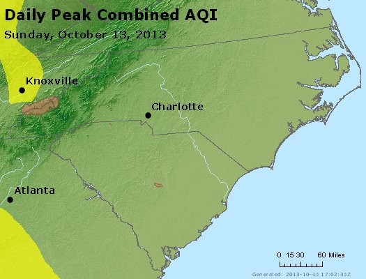 Peak AQI - https://files.airnowtech.org/airnow/2013/20131013/peak_aqi_nc_sc.jpg
