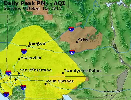 Peak Particles PM<sub>2.5</sub> (24-hour) - https://files.airnowtech.org/airnow/2013/20131013/peak_pm25_sanbernardino_ca.jpg