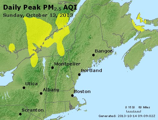 Peak Particles PM2.5 (24-hour) - https://files.airnowtech.org/airnow/2013/20131013/peak_pm25_vt_nh_ma_ct_ri_me.jpg