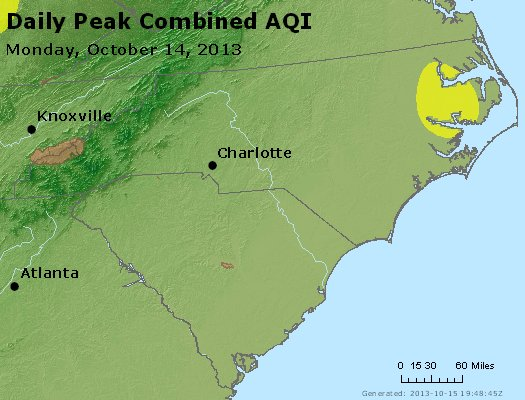 Peak AQI - https://files.airnowtech.org/airnow/2013/20131014/peak_aqi_nc_sc.jpg