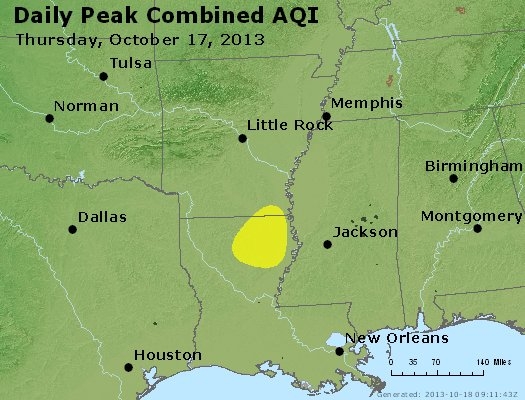 Peak AQI - https://files.airnowtech.org/airnow/2013/20131017/peak_aqi_ar_la_ms.jpg