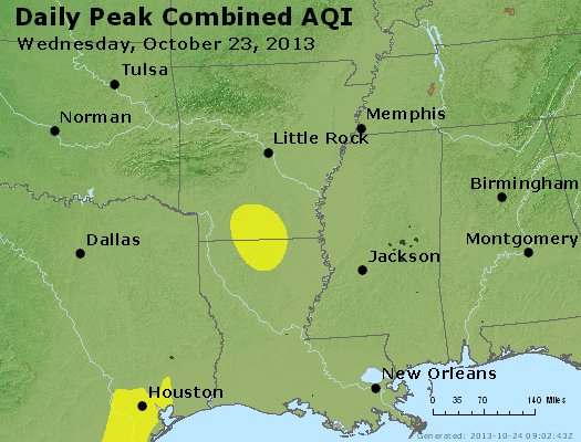 Peak AQI - https://files.airnowtech.org/airnow/2013/20131023/peak_aqi_ar_la_ms.jpg