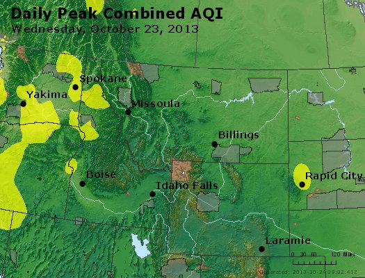Peak AQI - https://files.airnowtech.org/airnow/2013/20131023/peak_aqi_mt_id_wy.jpg