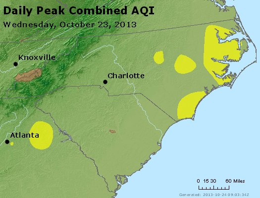 Peak AQI - https://files.airnowtech.org/airnow/2013/20131023/peak_aqi_nc_sc.jpg