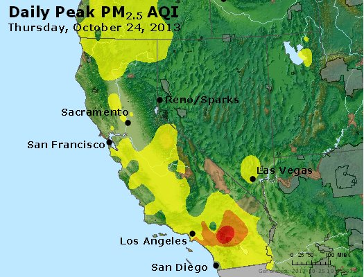 Peak Particles PM2.5 (24-hour) - https://files.airnowtech.org/airnow/2013/20131024/peak_pm25_ca_nv.jpg