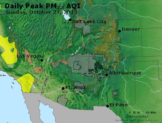 Peak Particles PM2.5 (24-hour) - https://files.airnowtech.org/airnow/2013/20131027/peak_pm25_co_ut_az_nm.jpg