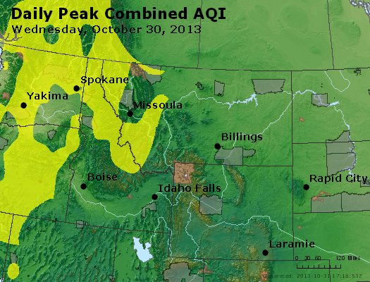 Peak AQI - https://files.airnowtech.org/airnow/2013/20131030/peak_aqi_mt_id_wy.jpg