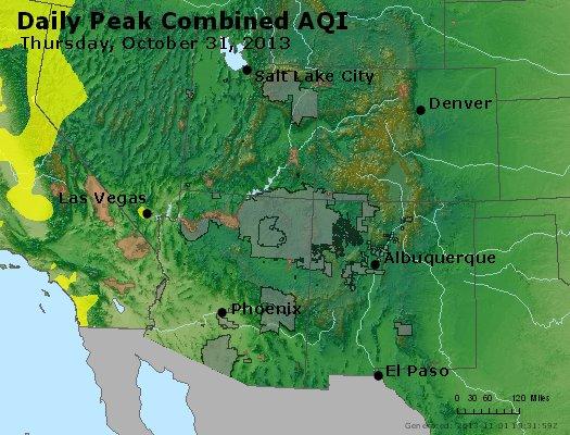 Peak AQI - https://files.airnowtech.org/airnow/2013/20131031/peak_aqi_co_ut_az_nm.jpg