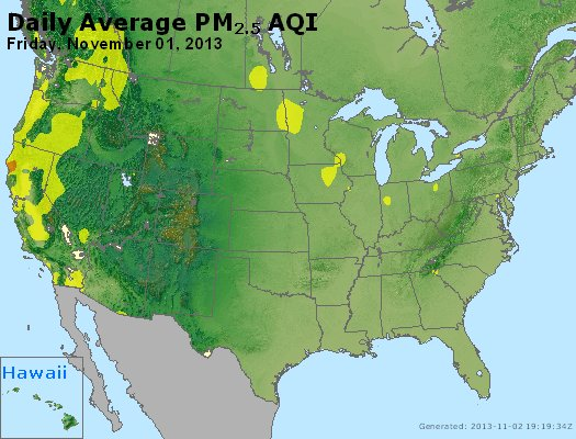 Peak Particles PM2.5 (24-hour) - https://files.airnowtech.org/airnow/2013/20131101/peak_pm25_usa.jpg