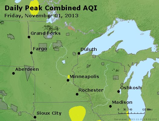 Peak AQI - https://files.airnowtech.org/airnow/2013/20131102/peak_aqi_mn_wi.jpg