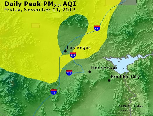 Peak Particles PM<sub>2.5</sub> (24-hour) - https://files.airnowtech.org/airnow/2013/20131102/peak_pm25_lasvegas_nv.jpg