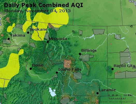 Peak AQI - https://files.airnowtech.org/airnow/2013/20131104/peak_aqi_mt_id_wy.jpg