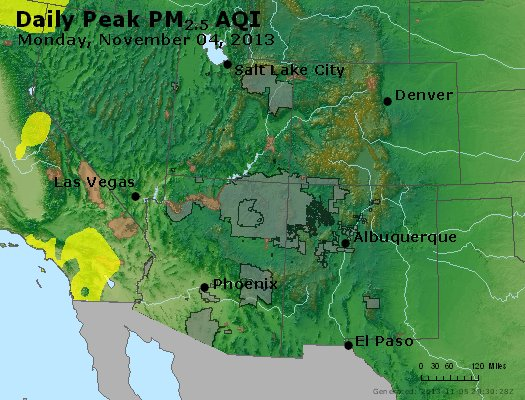 Peak Particles PM2.5 (24-hour) - https://files.airnowtech.org/airnow/2013/20131104/peak_pm25_co_ut_az_nm.jpg