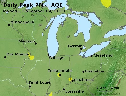 Peak Particles PM2.5 (24-hour) - https://files.airnowtech.org/airnow/2013/20131104/peak_pm25_mi_in_oh.jpg