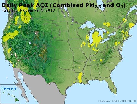 Peak AQI - https://files.airnowtech.org/airnow/2013/20131105/peak_aqi_usa.jpg