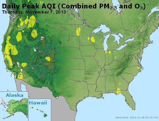Peak AQI - https://files.airnowtech.org/airnow/2013/20131107/peak_aqi_usa.jpg