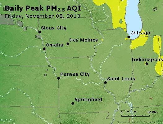 Peak Particles PM2.5 (24-hour) - https://files.airnowtech.org/airnow/2013/20131108/peak_pm25_ia_il_mo.jpg