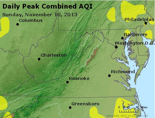 Peak AQI - https://files.airnowtech.org/airnow/2013/20131110/peak_aqi_va_wv_md_de_dc.jpg