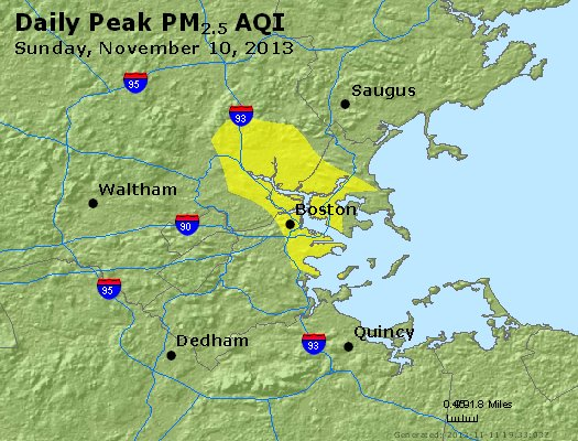 Peak Particles PM2.5 (24-hour) - https://files.airnowtech.org/airnow/2013/20131110/peak_pm25_boston_ma.jpg
