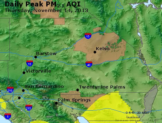 Peak Particles PM2.5 (24-hour) - https://files.airnowtech.org/airnow/2013/20131114/peak_pm25_sanbernardino_ca.jpg