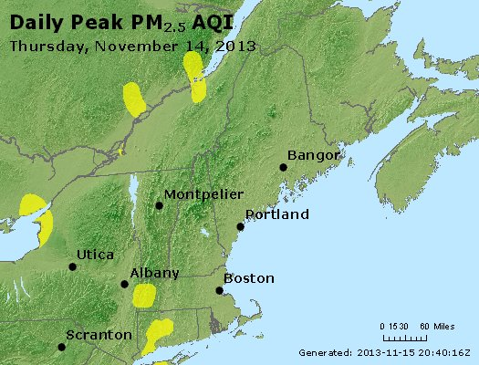 Peak Particles PM2.5 (24-hour) - https://files.airnowtech.org/airnow/2013/20131114/peak_pm25_vt_nh_ma_ct_ri_me.jpg