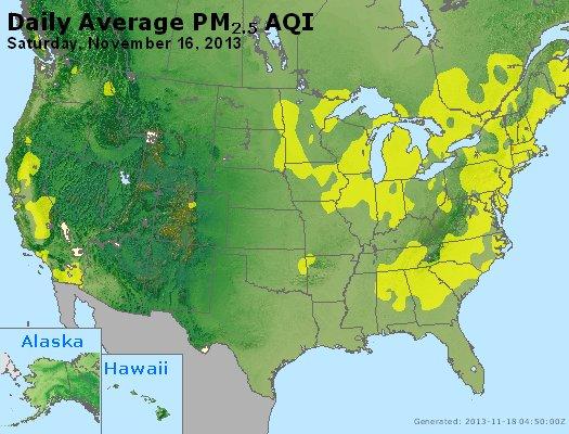 Peak Particles PM<sub>2.5</sub> (24-hour) - https://files.airnowtech.org/airnow/2013/20131116/peak_pm25_usa.jpg