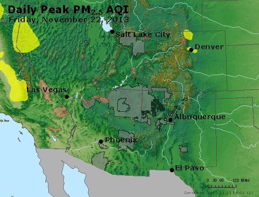 Peak Particles PM2.5 (24-hour) - https://files.airnowtech.org/airnow/2013/20131122/peak_pm25_co_ut_az_nm.jpg