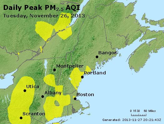 Peak Particles PM2.5 (24-hour) - https://files.airnowtech.org/airnow/2013/20131126/peak_pm25_vt_nh_ma_ct_ri_me.jpg