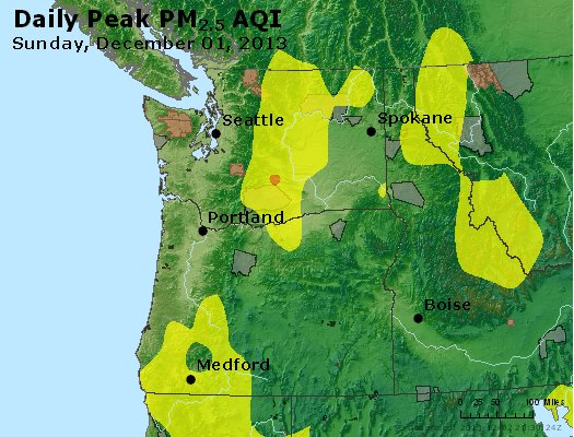 Peak Particles PM2.5 (24-hour) - https://files.airnowtech.org/airnow/2013/20131201/peak_pm25_wa_or.jpg