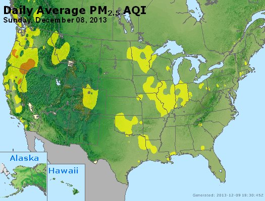 Peak Particles PM2.5 (24-hour) - https://files.airnowtech.org/airnow/2013/20131208/peak_pm25_usa.jpg