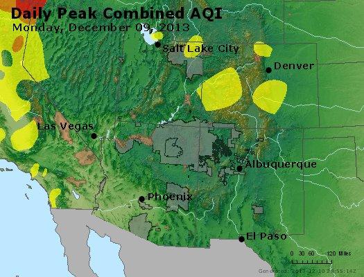 Peak AQI - https://files.airnowtech.org/airnow/2013/20131209/peak_aqi_co_ut_az_nm.jpg