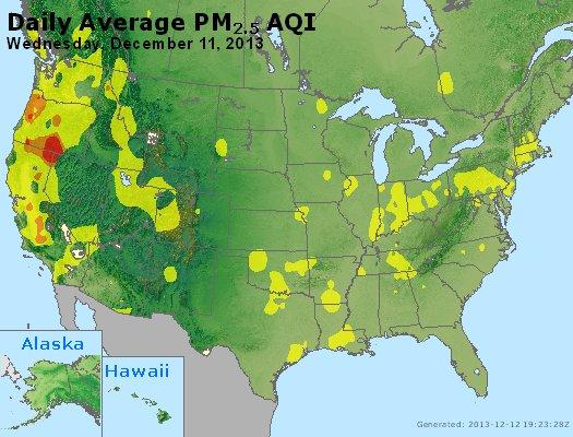Peak Particles PM2.5 (24-hour) - https://files.airnowtech.org/airnow/2013/20131211/peak_pm25_usa.jpg