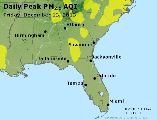 Peak Particles PM2.5 (24-hour) - https://files.airnowtech.org/airnow/2013/20131213/peak_pm25_al_ga_fl.jpg