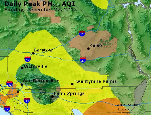 Peak Particles PM<sub>2.5</sub> (24-hour) - https://files.airnowtech.org/airnow/2013/20131222/peak_pm25_sanbernardino_ca.jpg