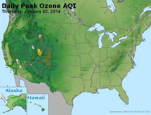 Peak Ozone (8-hour) - https://files.airnowtech.org/airnow/2014/20140102/peak_o3_usa.jpg