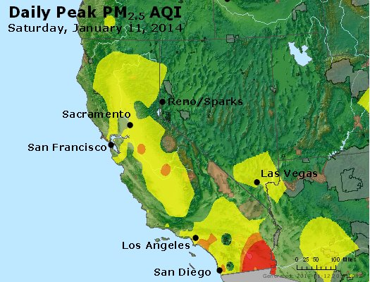 Peak Particles PM2.5 (24-hour) - https://files.airnowtech.org/airnow/2014/20140111/peak_pm25_ca_nv.jpg