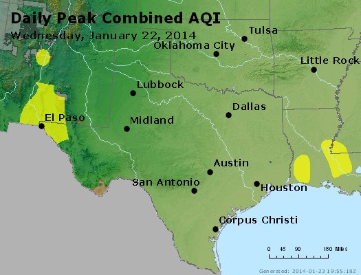 Peak AQI - https://files.airnowtech.org/airnow/2014/20140122/peak_aqi_tx_ok.jpg