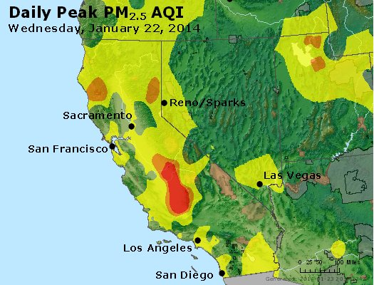 Peak Particles PM2.5 (24-hour) - https://files.airnowtech.org/airnow/2014/20140122/peak_pm25_ca_nv.jpg