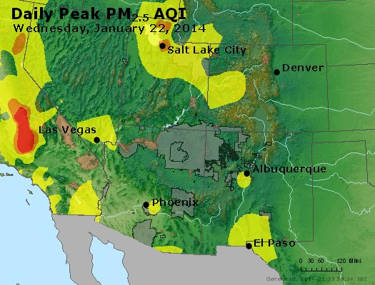 Peak Particles PM2.5 (24-hour) - https://files.airnowtech.org/airnow/2014/20140122/peak_pm25_co_ut_az_nm.jpg