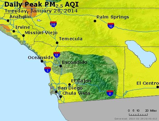 Peak Particles PM2.5 (24-hour) - https://files.airnowtech.org/airnow/2014/20140128/peak_pm25_sandiego_ca.jpg