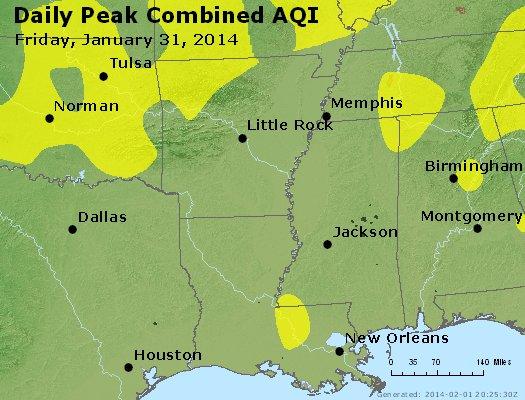 Peak AQI - https://files.airnowtech.org/airnow/2014/20140131/peak_aqi_ar_la_ms.jpg