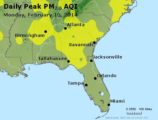Peak Particles PM2.5 (24-hour) - https://files.airnowtech.org/airnow/2014/20140210/peak_pm25_al_ga_fl.jpg