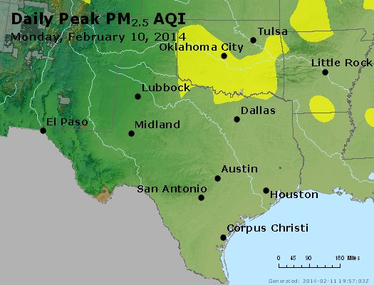 Peak Particles PM2.5 (24-hour) - https://files.airnowtech.org/airnow/2014/20140210/peak_pm25_tx_ok.jpg