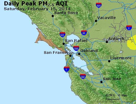Peak Particles PM2.5 (24-hour) - https://files.airnowtech.org/airnow/2014/20140215/peak_pm25_sanfrancisco_ca.jpg