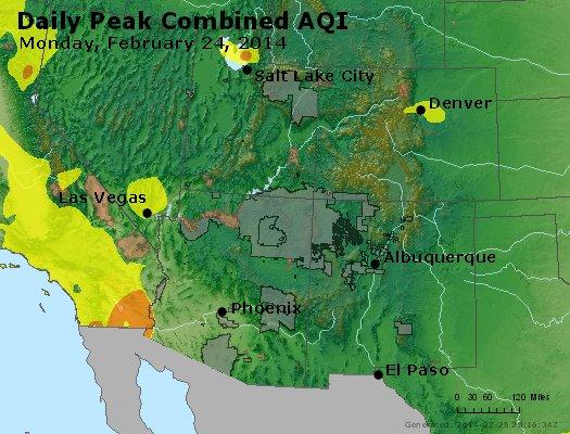 Peak AQI - https://files.airnowtech.org/airnow/2014/20140224/peak_aqi_co_ut_az_nm.jpg